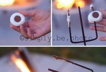 S'mores and s'more S'mores! / Traditional and not-so traditional recipes for our favorite campfire treat.
