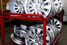Global Automobile Alloy Wheels Market