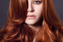 волосы цвет