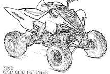 Tegninger motor