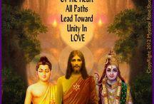Saints, Masters, Gurus, Angels and More