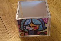 Cd kassetter
