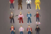 Back to the future dress up