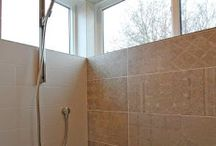 Backyard Cottage Bath