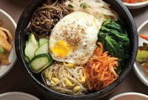 Cuisine: korean food