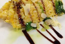 Delicious Meal Ideas / All images are actual images of dishes prepared and served by The Waves Sports Club