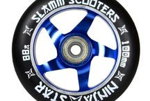Stunt Scooter Wheels UK / Gosk8 offer large selection of stunt scooter wheels will help you find the right size and color scheme to fit your scooter and riding style