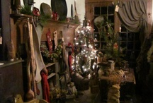 Primitive / Victorian Room Decorating  Ideas / by Kathy Brouse-Watson