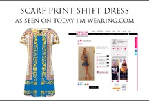 Izabel In The Press / Press coverage of the best Izabel styles / by Izabel London