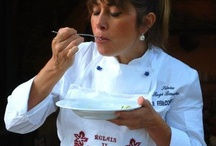 Silvia's in the wonderland  / Cooking experiences, sensations and pleasures. Every person, ingredient and wine is made exclusively in Italy!