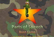 Boot Camp / by Jada Kemp-Gilleylen