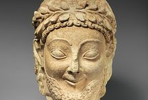 Archaic art / Cypriot mid 6th century BC