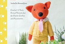 Books crochet