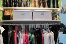 Closets / by Joanie Hodge