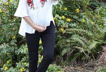 Maternity & Pregnancy Style Fashion