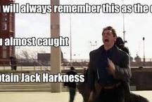 captian jack harkness