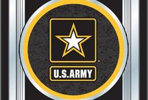 US Army Man Cave Decor, Black Knights Tailgating Gear / Get the latest United States Army and US Military Academy Black Knights Decor for your Man Cave and Tailgating Gear, cornhole and other games and more!