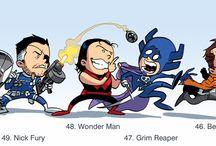 ComicBook & Superheroes