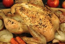 Recipes: Chicken Dinner Ideas / by Allison Mayes