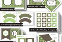 Nyomtatható anyagok - Printable