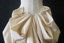Draping & fabric manipulation for dressmaking