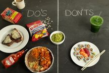 Food comparisons