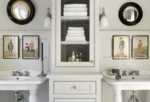 Bathroom ideas / by Jessica Meyer