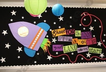Outer Space Theme (Crafts & Classroom Activities)