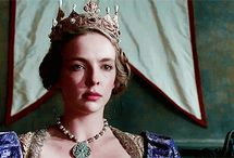 Queen Elizabeth of York-The White Princess / play by: Jodie Comer
