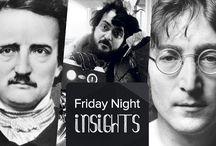 Friday Night Insights / Como vai ser a sua sexta à noite?
