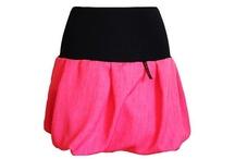 Mini Skirt   Ballonrock Mini