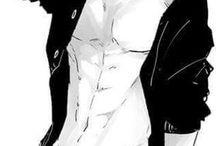 boys anime hot