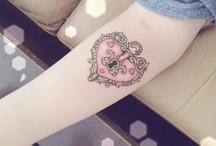Tattoos / by Katie Spear