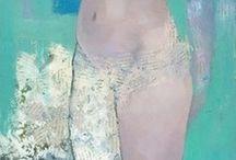 pintura fig. humana Mujer
