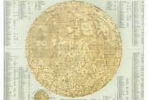 Cartography - Moon & Celestial Maps
