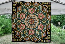 Hexagon Based Quilts