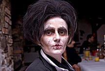 My FX makeup  /theatrical makeup