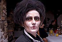 My FX makeup  /theatrical makeup