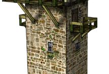 Towers and Defence