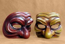 masca Commedia dell arte