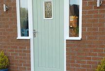 Sprucing up your front door