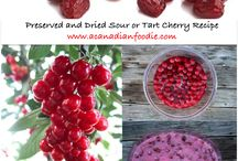 Cherries etc preserves
