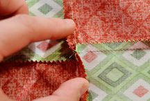 Quilting - Tutorials / by Amy Kerkemeyer