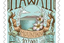 Hawaii Stamps