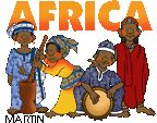 Africa info collection