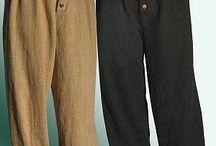 Tessuti - Pantaloni LUI