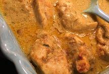 Kycklingrätter