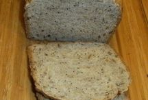 Recipes: Breads / by Emily Bivens