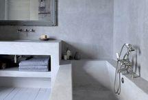 móveis de concreto