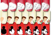 Unghii Disney